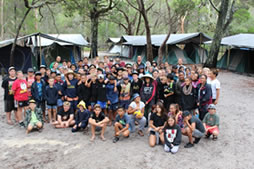 Junior Secondary Camp 2015