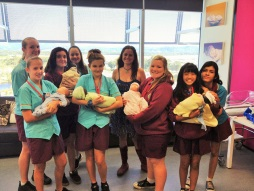 Southern Cross Uni-Bound Visit