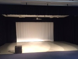Drama room makeover from Macrosphere